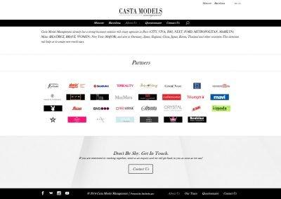 Создание сайта castamodels.com (8)